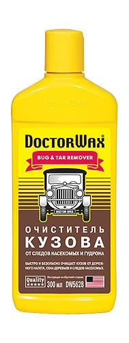 5643 DW Очиститель кузова от следов насекомых и гудрона DOCTOR WAX BUG & TAR REMOVER