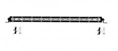Светодиодные балка Three-eye ultra-thin bar lamb series LED 18/54см ОДНОРЯДНЫЕ (WL013) 18-54v 5000K