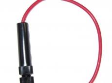900507 Держатель для стеклянного и цилиндрического предохранителя W234 сечение провода 1,3мм 30А