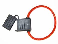 900518 Держатель для предохранителя MAX W711 сечение провода 4,5мм 120А