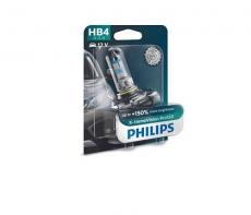 9006XVPB1 Лампа автомобильная HB4 12V- 51W (P22d) X-treme Vision Pro150 блистер (1шт) (Philips)