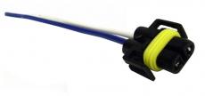 902647 Патрон 2 контакта, под лампу H8/H11 (с проводами) материал: пластик TM Nord YADA