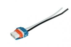 904348 Патрон под лампу HB4 (9006) (с проводами) керамика TM Nord YADA