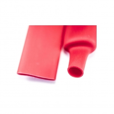 905414 Трубка термоусадочная двустенная 2,0 мм/1,0мм длина 1м красная TM NORD YADA