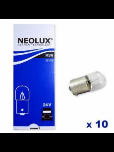 N149 Автолампа 24v R5W BA15s (одноконт.) NEOLUX