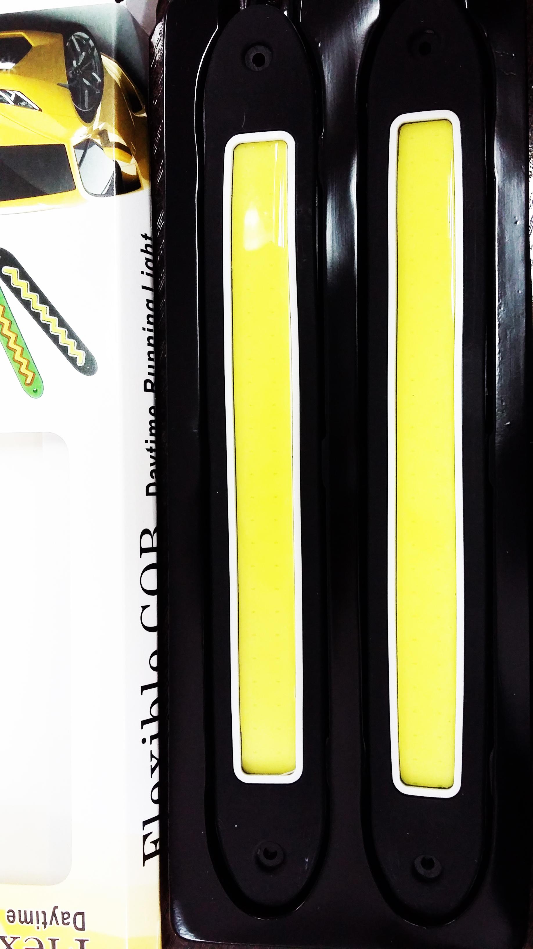 Дневные ходовые огни LED Гибкие (HP толстые)