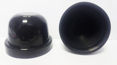 Крышка резиновая d80 глубина 52 с резьбой