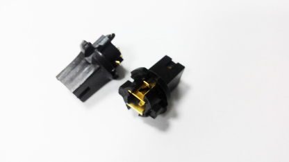 Патрон под лампу 1,2w (черн.) ВАЗ2115