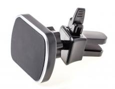 A0039  Держатель на дефлектор с магнитом, прямоугольный, размер 45x64 мм