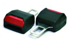 A4026-2 Заглушка ремня безопасности с переходником, пара в блистере, эконом