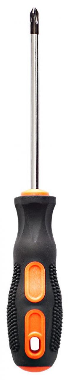 A4036 Отвертка пупыр двухцветная, крестовая
