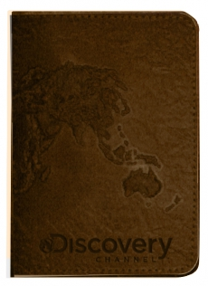 ADV-3 Обложка Adventure Cover Discovery Channel