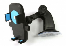 D3010 Держатель для телефона, черно-синий
