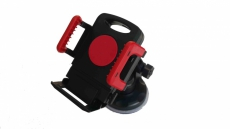 D4144 Держатель для телефона, черно-красный