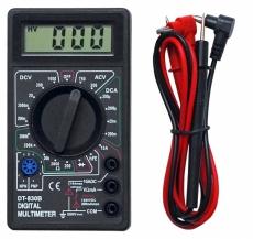 D7023 Мультиметр DT-830B