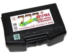 G0003 Автомобильная аптечка первой помощи, наполнение Премиум