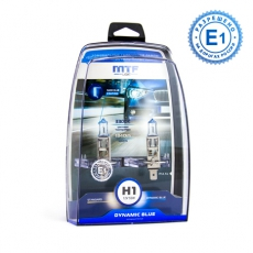 MTF Автолампа H1 12V 55w Dynamic Blue