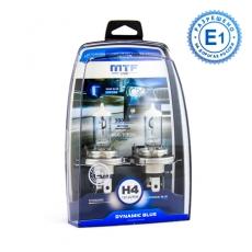 MTF Автолампа H4 12V 60/55w Dynamic Blue