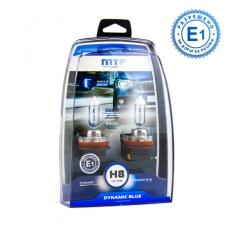 MTF Автолампа H8 12V 35w Dynamic Blue