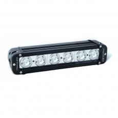 Фара светодиодная NANOLED 60w 6LED CREE X-ML узкий луч 276*64,5*92мм