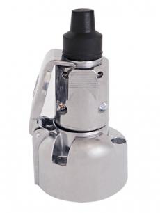 S2001  Вилка и розетка электроразъема семиконтактная, металл