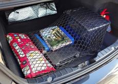 S7040  Сетка для фиксации груза в багажнике, размер 114*61 см