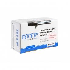 MTF Лампа ксеноновая НВ4 5000 К