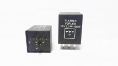 CF 4P LED Flasher Реле поворота диодной лампы для американских авто. 12V 01.W-150W