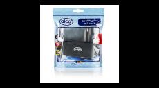 Разветвитель прикуривателя 12В, 3 выхода + 1 USB ALCA