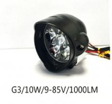 G3 Светодиодня фара 10W 9-85V 1000LM (1 шт.)