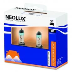 N499EL1-2SCB Автолампа H7 55W 12V PX26D+130% яркости (2 шт) Neolux