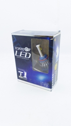 Лампа светодиодная (к-т) Н11 TURBOLED