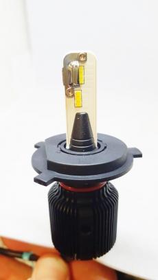 Комплект светодиодных ламп H4 J1 2COLOR Белый/Желтый 3150K/6500K 9-32V