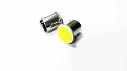 1156-COB(24) Лампа светодиодная 24V R5W BA15s (1 конт.) COB Белая