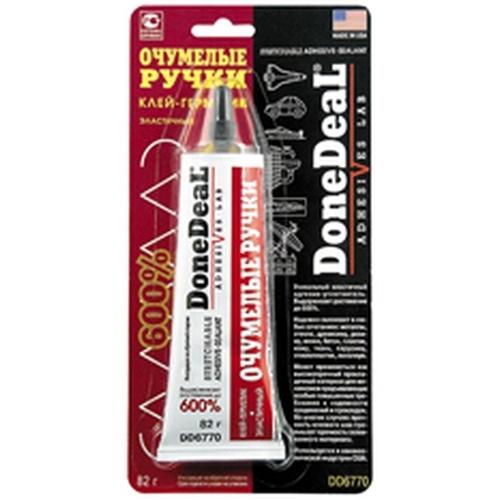 6770 DD Эластичный клей-герметик Очумелые ручки STRETCHABLE ADHESIVE-SEALANT