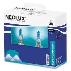 N448HC-2SCB Автолампа H1 80W 12V Blue Power Light (2 шт) Neolux