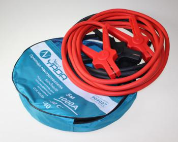 904027 Провода прикуривателя медные 1000А (5м) в сумке Nord YADA