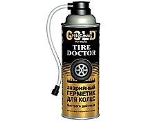 5337 HG Аварийный герметик для ремонта проколотых шин (аэрозоль) TIRE DOCTOR