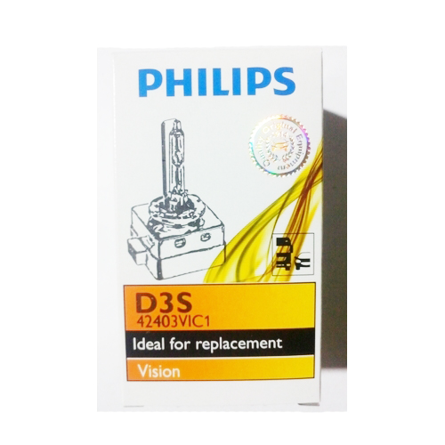 42403VIC1 Лампа ксеноновая D3S XENON 4300K 85V PHILIPS VISION