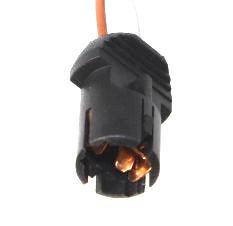 903185 (100) Патрон под лампу W5W (T10 тип 8) с проводами пластик TM Nord YADA