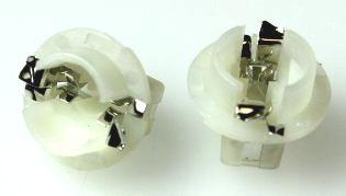 903188 Патрон под лампу W5W (T10 тип 11) пластик TM Nord YADA