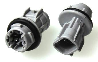 903189 Патрон под лампу W5W (T10 тип 12) пластик TM Nord YADA