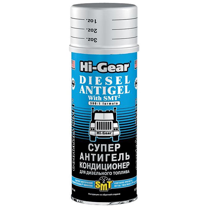 3421 HG суперантигель для дизтоплива содержит SMT2