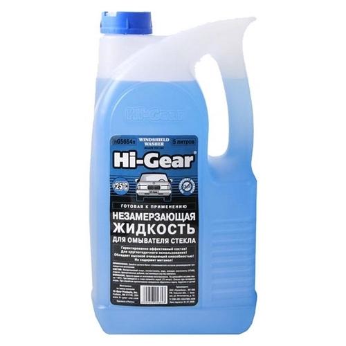 5654N HG Незамерзающая жидкость для омывателя стекла готовая к применению до -25 град