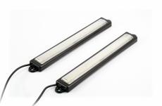5071 Ходовые огни DRL-OS-B6 (пласт. корп.стекл.суперяркие)