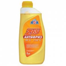 042 Антифриз, готовый к применению, желтый, -65С 946мл ANTIFREEZE AGA-Z65, PREMIX