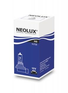N708 Автолампа H8 35W 12V PGJ19-1 Neolux