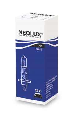N448 Автолампа 12V H1 55W P14.5S Neolux