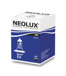 N472 Автолампа H4 60/55W 12V Neolux