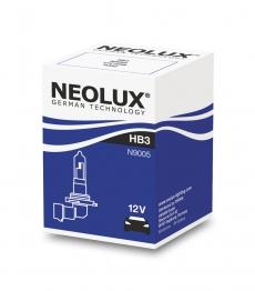 N9005 Автолампа HB3 60W 12V P20D Neolux